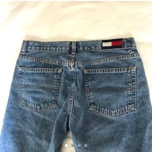 Tommy Hilfiger Low Rise Jeans